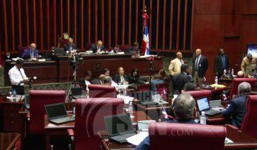 Proyecto de reforma constitucional no fue depositado hoy en el Senado