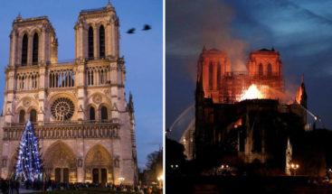 El personal de Notre Dame tardó 30 minutos en llamar a bomberos, según NYT
