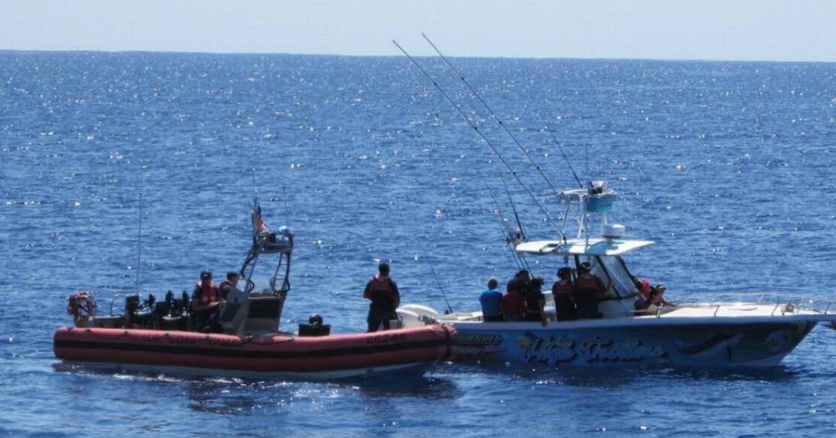 EEUU intercepta a 55 inmigrantes haitianos y cubanos en costas de Florida