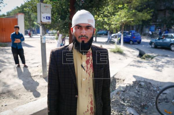 Terrorista suicida a la fuga perpetró el atentado cerca universidad de Kabul
