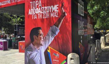 Este domingo los griegos elegirán un nuevo parlamento