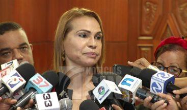 """Sonia Mateo: """"Nosotros lo que queremos es que ni sea Danilo ni sea Leonel"""""""