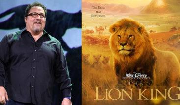 Jon Favreau, director de