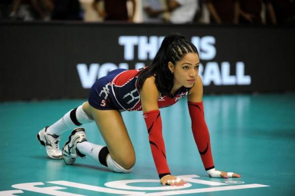 Brenda Castillo regresa con las Reinas del Caribe en torneo Preolímpico