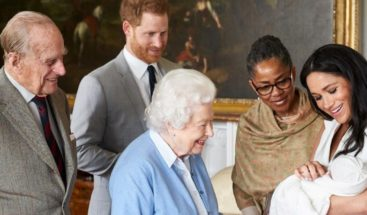 Los duques de Sussex evitan desvelar detalles del bautizo de Archie