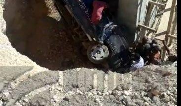 Varias personas heridas en accidente de tránsito en Barahona