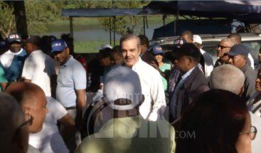 Diputados de las corrientes de Leonel e Hipólito no participarán en la concentración encabezada por Luis Abinader
