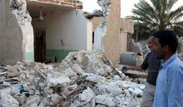 Un muerto y 10 heridos en terremoto de magnitud 5,7 en el sudoeste de Irán