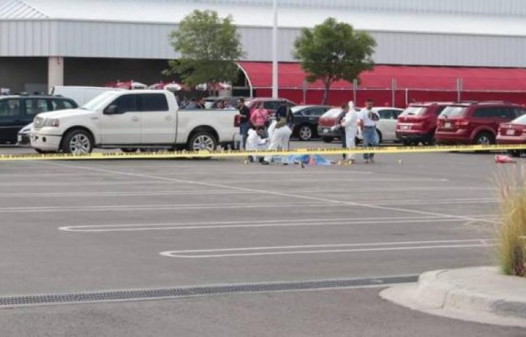 Matan dos personas durante un tiroteo en México