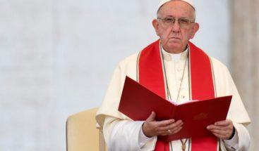 El papa pide recuperar la humanidad en la Jornada del Migrante