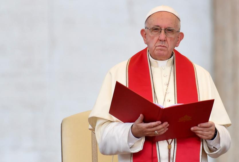 """Papa Francisco: la prostitución es un """"vicio repugnante"""""""