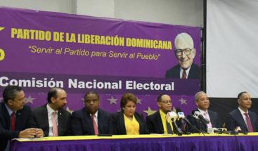 Comisión Nacional Electoral PLD decidirá sobre las impugnaciones a precandidatos