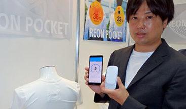 La camiseta con aire acondicionado de Sony que promete mantenerlo fresco durante las olas de calor