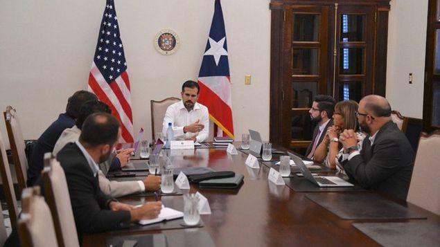 Rosselló convoca al gabinete en día de protestas en su contra en Puerto Rico