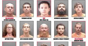 Arrestan a 25 presuntos depredadores sexuales en Florida tras un operativo en internet y redes sociales