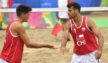 Histórico oro de Chile en el vóley-playa de los Juegos Panamericanos
