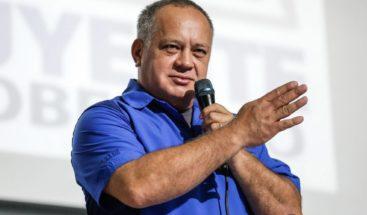 Cabello dice que si Colombia deja de producir drogas ese país