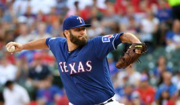 Lynn domina y los Vigilantes blanquean a los Astros