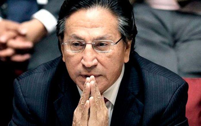 Detienen en EE.UU. al expresidente peruano Toledo pedido en extradición