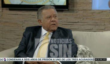Juan Bolívar: Quieren regalar 8 años a Danilo bajo excusa de unificar elecciones