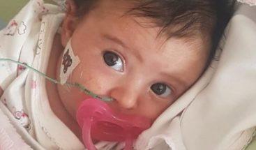 Matilde, bebé que ha movilizado Portugal, consigue dinero para pagar medicamento más caro del mundo