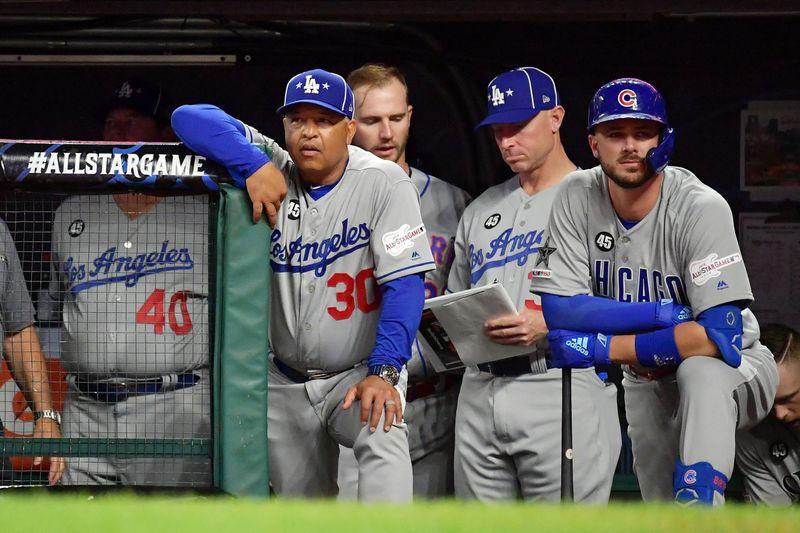 Dodgers pueden consolidarse aún más en la segunda mitad del campeonato