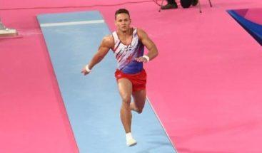 El dominicano Audrys Nin salta hasta el oro