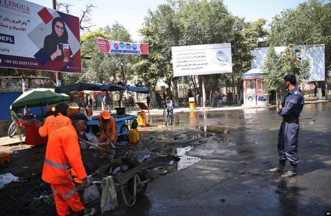 Al menos 6 muertos y 27 heridos por atentado cerca de la universidad de Kabul