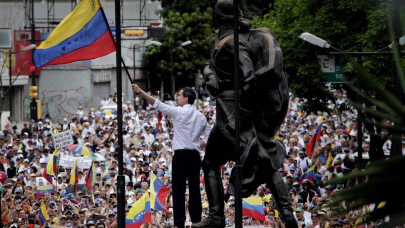 Guaidó dice que existen