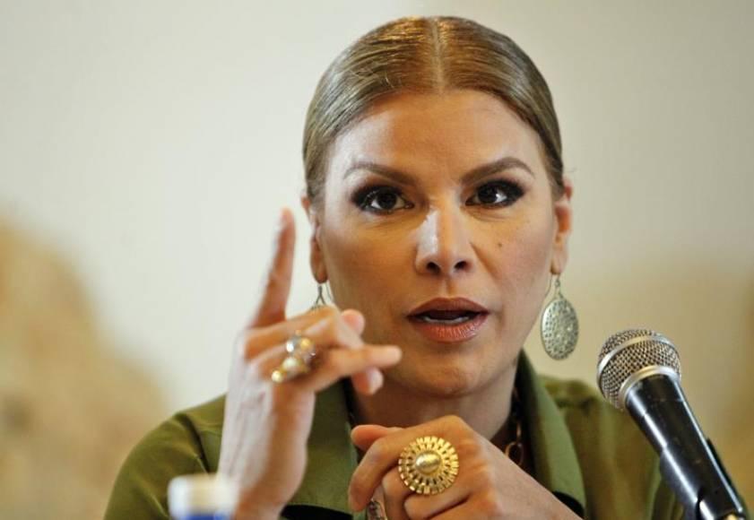 Olga Tañón pide a EEUU intervenir Puerto Rico porque el