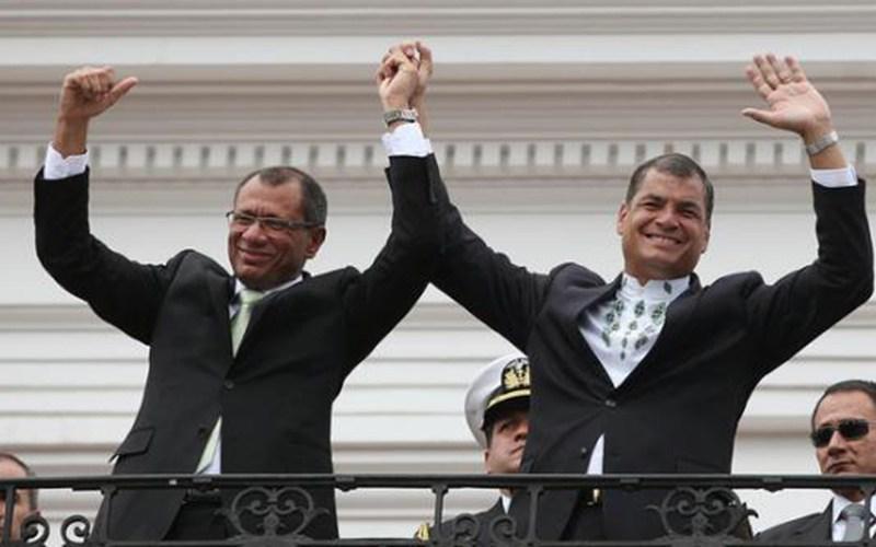 Piden vincular a Correa y Glas en caso de financiación ilegal de partido