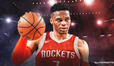 Westbrook espresentado oficialmentecomo jugador de los Rockets;adelanta que busca un título