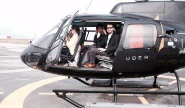 Uber arrancará este martes su servicio de helicópteros entre Manhattan y John F. Kennedy