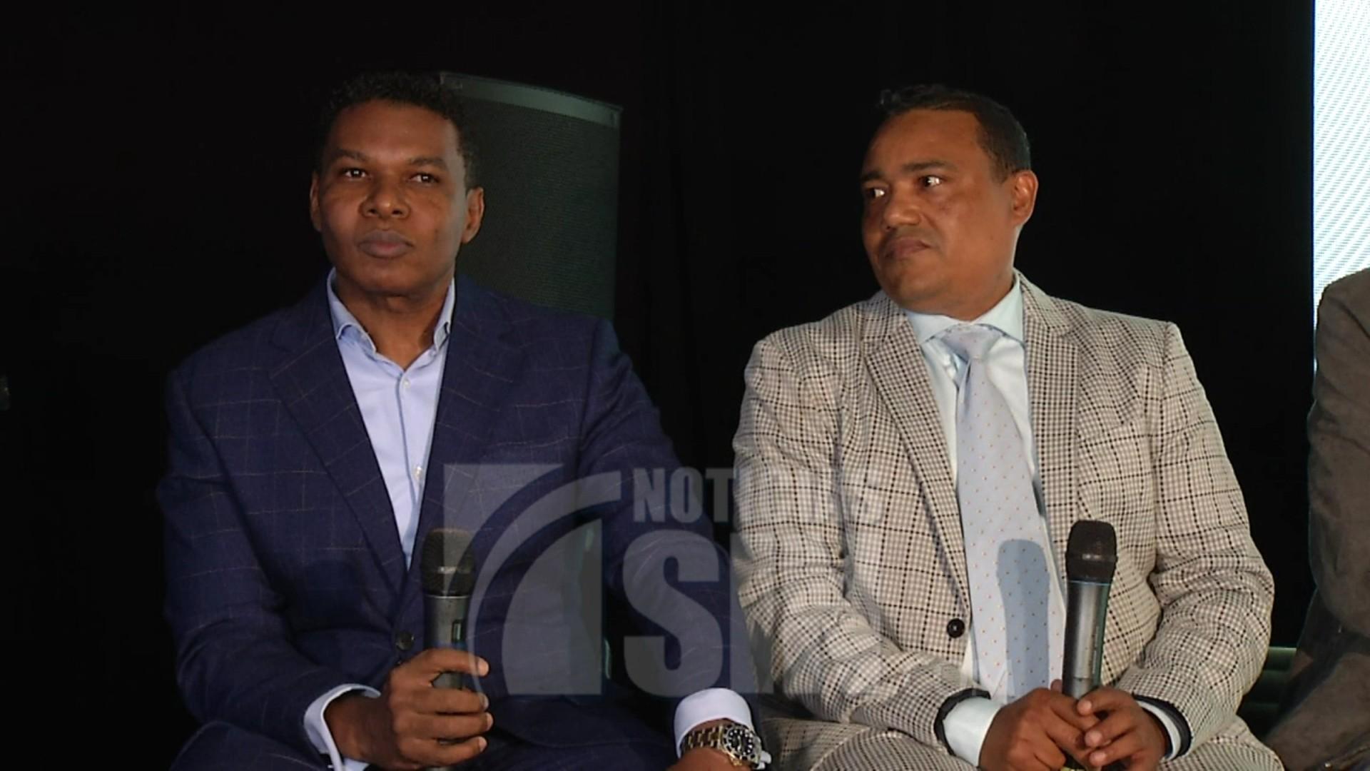 Raymond Pozo y Miguel Céspedes celebrarán 25años de carrera en el Palacio de los Deportes