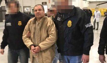 La defensa del Chapo Guzmán apela su sentencia a cadena perpetua en EE.UU.