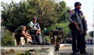Al menos 14 muertos en varios ataques de guerrilleros en el norte de Birmania