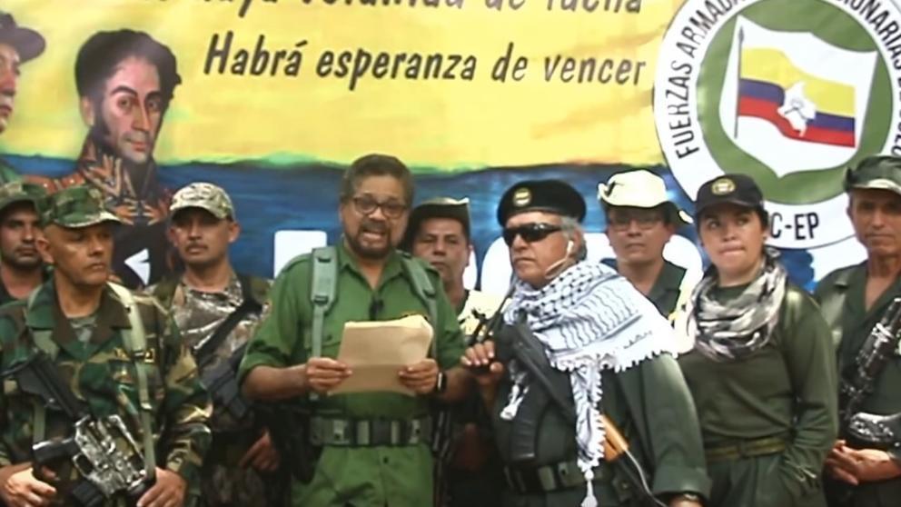 Gobierno de Venezuela afirma que rearme de FARC es responsabilidad de Duque