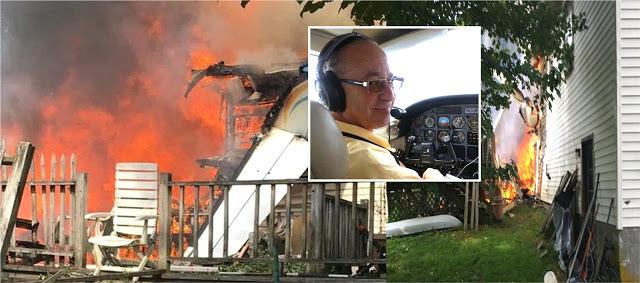 Muere destacado abogado y piloto dominicano tras avioneta estrellarse sobre vivienda en Nueva York
