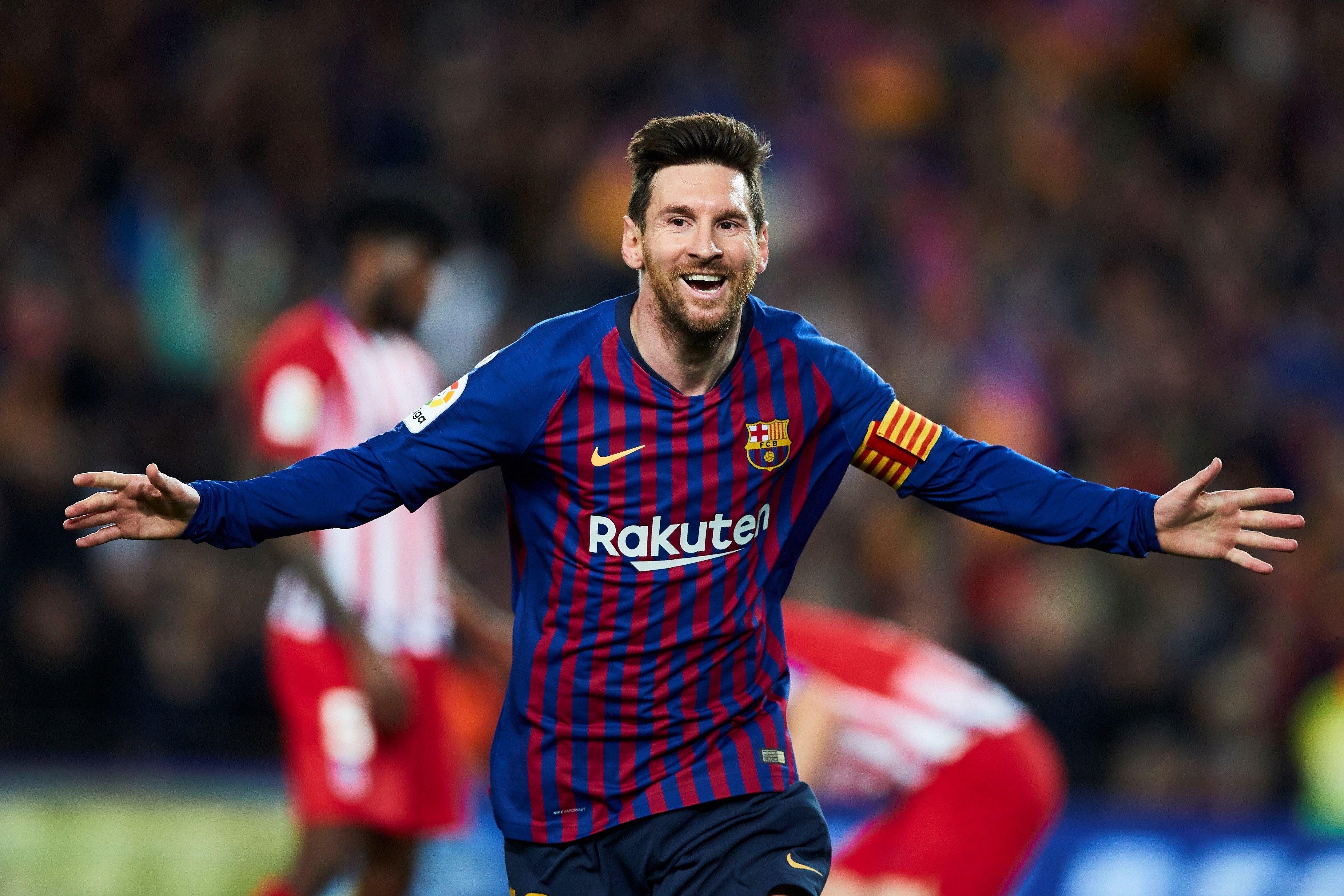 Messi entre los diez candidatos al trofeo Puskas al mejor gol