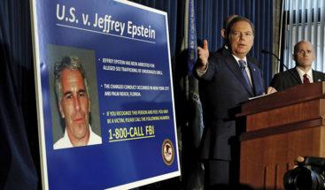 El aparente suicidio de Epstein genera preguntas y reivindicación de justicia