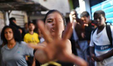 Protestas en Brasil por la muerte de un estudiante por bala perdida
