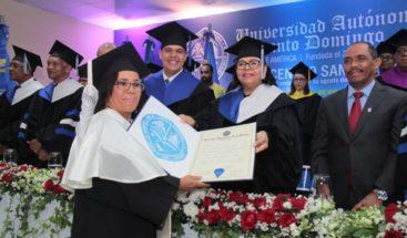 UASD gradúa 92 nuevos profesionales en San Cristóbal