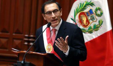 Presidente de Perú: