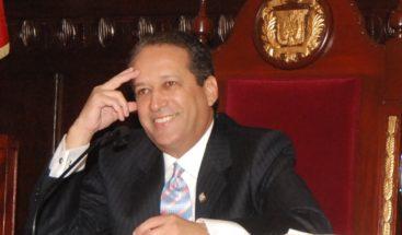 Reinaldo Pared presidirá el Senado de la República por décimo segunda ocasión