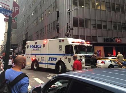 Policía de Nueva York encuentra dos ollas a presión tras reportes de paquetes sospechosos en el metro