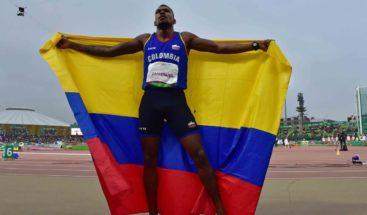 El colombiano Zambrano, campeón panamericano de los 400 metros