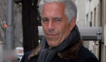 FBI investiga muerte del magnate Epstein, quien apareció colgado en su celda