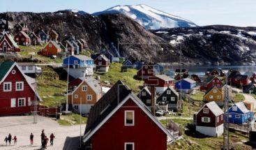 Primera ministra danesa dice a Trump que Groenlandia no está en venta