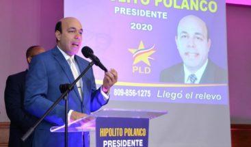 Hipólito Polanco recurrirá en el TSE decisión del CC que le impide inscribir candidatura