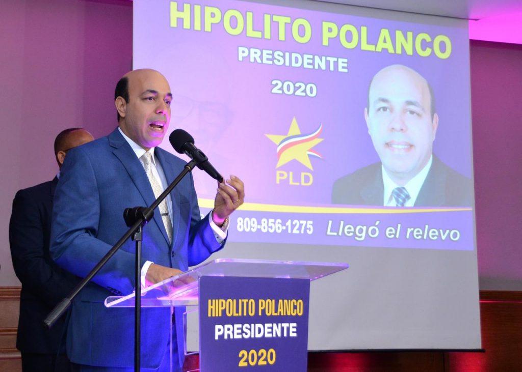 Hipólito Polanco pide a Comité Central del PLD conocer este sábado a todos los aspirantes presidenciales